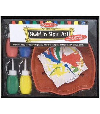 Melissa & Doug Swirl 'n Spin Art Kit