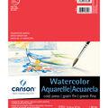 Canson 15 Sheets 9\u0027\u0027x12\u0027\u0027 Foundation Series Watercolor Pad