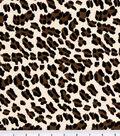 Halloween Suede Fabric -Cheetah