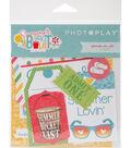 Photo Play Paper Ephemera Cardstock Die-Cuts-Summer Bucket List