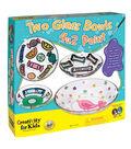 Creativity for Kids Two Glass Bowls 4 U 2 Paint