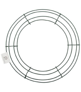 """Wire Wreath Frame 12"""" Multipack of 10"""