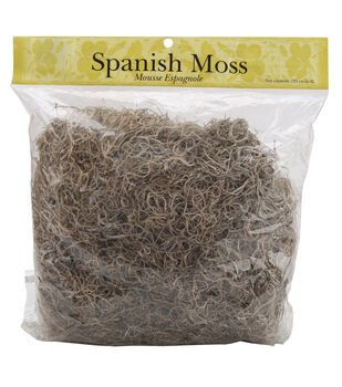 Spanish Moss 8oz-Natural