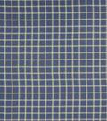 French General Multi-Purpose Decor Fabric 54\u0022-Gladstone/Indigo