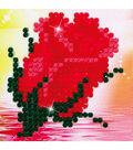 Diamond Embroidery Facet Art Kit 4.7\u0022X4.7\u0022-Bliss Bud