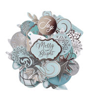 Kaisercraft Collectables Cardstock Die-Cuts-Let It Snow, , hi-res