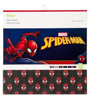 Cricut Deluxe Paper-Spiderman