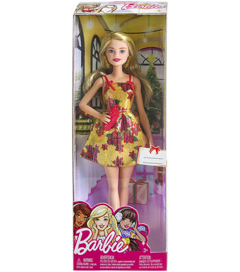 Barbie Holiday Barbie Blonde