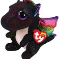 Ty Beanie Boos Regular Anora Dragon-Black