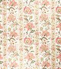 Home Decor 8\u0022x8\u0022 Fabric Swatch-Upholstery Fabric Eaton Square Doolittle Pink