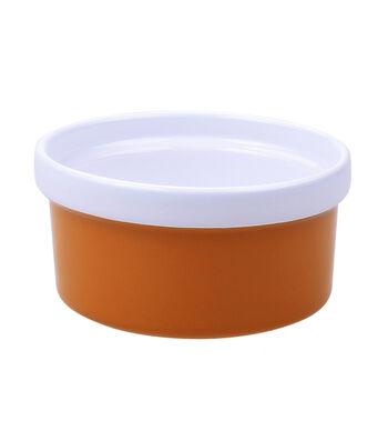 Simply Autumn Ramekin Bowl-Orange