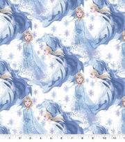 Disney Frozen 2 Cotton Fabric-Elsa In Her Element, , hi-res