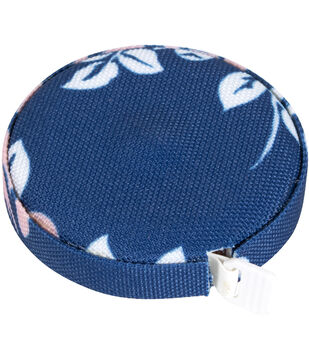 Everything Mary 60'' Covered Tape Measure-Navy Blue