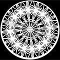 The Crafter\u0027s Workshop Rebekah Meier 6\u0027\u0027x6\u0027\u0027 Stencil-Prismatic