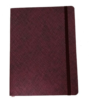Park Lane Textured Softcover Journal-Purple