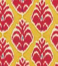 HGTV Home Lightweight Decor Fabric 54\u0022-Gathering Place/Sunset