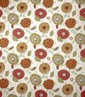 Home Decor 8\u0022x8\u0022 Fabric Swatch-SMC Designs Drummer / Nectar