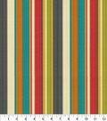 Sun N Shade Outdoor Decor Fabric 54\u0022-Draw The Line Fiesta