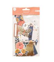 American Crafts Journal Studio Ephemera Crate Paper Bugs, , hi-res