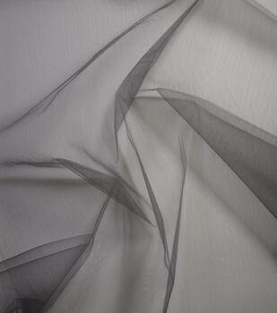 Netting Matte Tulle Fabric -Plum Kitten