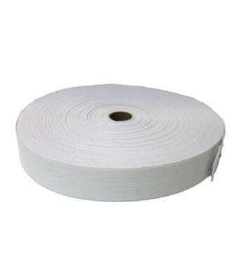 "Pellon 1 1/2""x 50yd Roll Knit Elastic- White"