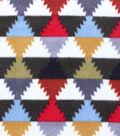 Anti-Pill Fleece Fabric 59\u0022-Aspen Geo