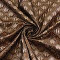 Yaya Han Cosplay Foiled Diamond Fabric-Gold