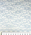 Casa Collection Lace Fabric 58\u0022-Celestial Blue