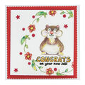 Tonic Studios Clear Stamps-Go For It Gopher