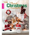 Thread Christmas Ornaments Crochet Book