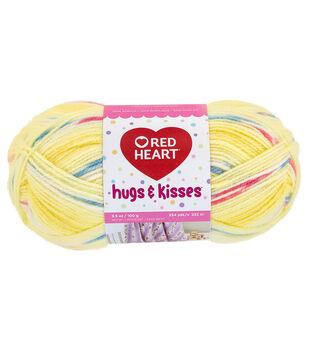 Red Heart Hugs & Kisses Yarn