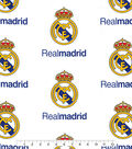 Real Madrid Football Club Cotton Fabric