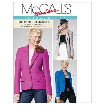 Mccall Pattern M6172 Bb (8-10-1-Mccall Pattern