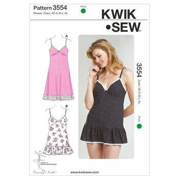 Kwik Sew Misses Sleep & Lounge-K3554