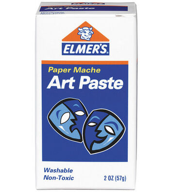 Elmer's Paper Mache Art Paste 2oz