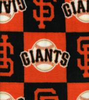 San Francisco Giants Fleece Fabric -Block, , hi-res