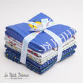 Riley Blake Fabric Bundles 1yd Cuts-The Little Prince Light Navy