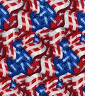 Patriotic Fabric 43\u0027\u0027-Stars & Stripes