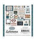 Let It Snow Ephemera Cardstock Die-Cuts 33/Pkg-Icons