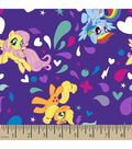 Hasbro My Little Pony Print Fabric-Ponies