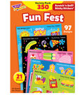 TREND Scratch\u0027n Sniff Stinky Stickers Variety Pack-Fun Fest