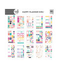 The Happy Planner Girl Value Pack Stickers - Faith Warrior Mini