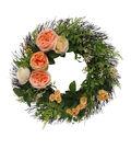 Fresh Picked Spring 21\u0027\u0027 Peony, Berry & Vine Wreath