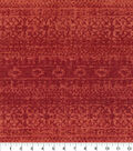 PKL Studio Upholstery Décor Fabric 9\u0022x9\u0022 Swatch-Laplander Sunset