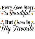 Tobin 20\u0027\u0027x30\u0027\u0027 Stamped for Embroidery Pillowcase Pair-Love Story