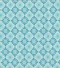 Keepsake Calico Cotton Fabric 44\u0022-Koshi Aqua