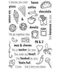Hero Arts 35 pk Clear Stamps-We Go Together