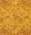 Home Decor 8\u0022x8\u0022 Fabric Swatch-Upholstery  Barrow M7672-5162 Goldenrod