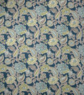 Home Decor 8\u0022x8\u0022 Fabric Swatch-Eaton Square Waxbill Lagoon