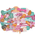 Bombay Sunset Collectables Cardstock Die-Cuts